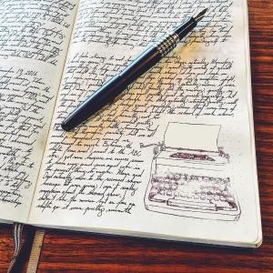 Hand Written Journal