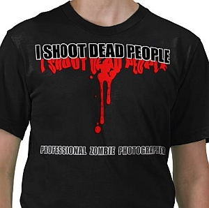 Link to My Zazzle Gallery of Zombie Stuff