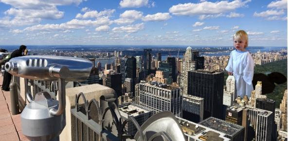 Andrew in Manhattan