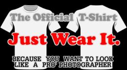 Buy a Photographer Pro' TShirt