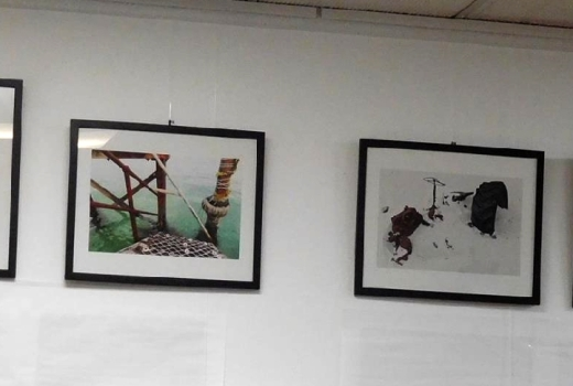 Six Framed Photos in SALA 2016