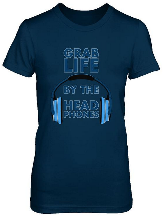 Grab Life by the Headphones on Represent.com