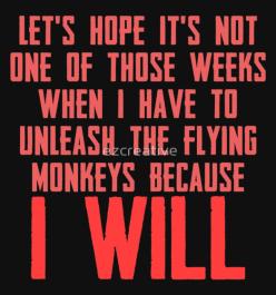 Release the Monkeys!